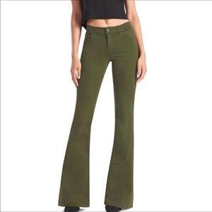 Olive Green Pants